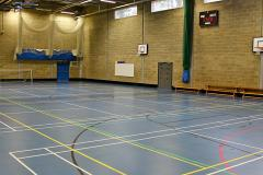 Harris Academy Purley | Indoor Football Pitch
