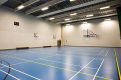 Frederick Bremer School | Indoor Netball Court