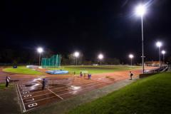 Tooting Bec Athletics Track