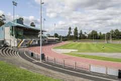 Morton Stadium, Santry | Artificial Athletics Track