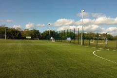 Crumlin Utd | Astroturf Football Pitch