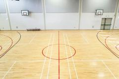 Alexandra College | Hard Badminton Court