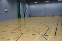 Ark John Keats Academy | Hard Badminton Court