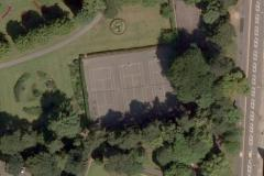 Wardown Park | Hard (macadam) Tennis Court