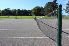 Putteridge High School | Concrete Tennis Court