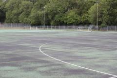 Putteridge High School | Concrete Football Pitch