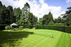 Luton Hoo Hotel Golf and Spa | Grass Tennis Court