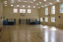 Denbigh High School | Indoor Basketball Court
