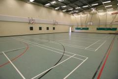 Denbigh High School | Hard Badminton Court