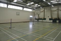Ashcroft High School | Indoor Netball Court