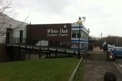 White Oak Leisure Centre | Hard Badminton Court