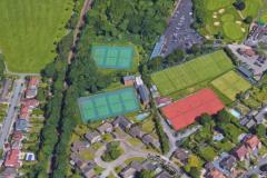 Sundridge Park Lawn Tennis & Squash Rackets Club | Hard Squash Court