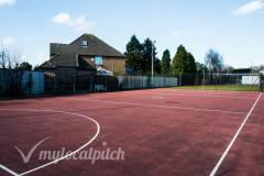 Old Actonians Association | Hard (macadam) Netball Court