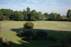 Croydon Sports Club | Grass Athletics Track
