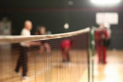 South Croydon Sports Club | Hard Badminton Court