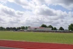 Queen Elizabeth Stadium Enfield | Artificial Athletics Track