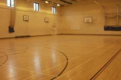 Cleeve Park School | Hard Badminton Court