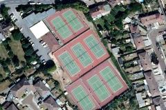 The Bexley Lawn Tennis, Squash & Racketball Club | Hard (macadam) Tennis Court