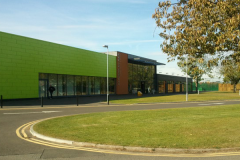 Hanworth Air Park Leisure Centre | 3G astroturf Netball Court