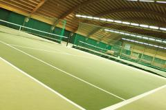 David Lloyd Heston | Indoor Tennis Court