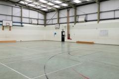 Hendon School | Hard Badminton Court