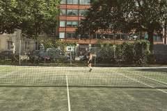 Lincoln's Inn Fields   Hard (macadam) Tennis Court