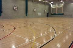 Harris Academy Falconwood | Hard Badminton Court