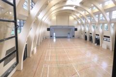 Poplar Baths Leisure Centre | Hard Badminton Court