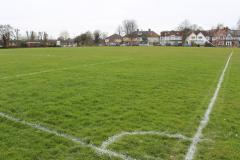 Trinity School, Belvedere | Grass Football Pitch