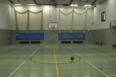 Richard Challoner School | Indoor Basketball Court