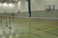 Richard Challoner School | Hard Badminton Court