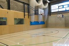 Bridge Academy | Indoor Basketball Court