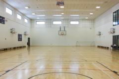 Raines Foundation School | Indoor Basketball Court