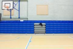 Luton Sixth Form College | Hard Badminton Court