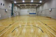 School 21 | Sports hall Cricket Facilities