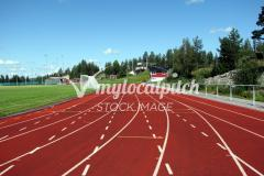 Drayton Green Running Track | Grass Athletics Track