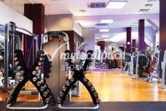 Finchley Manor Tennis, Squash And Health Club   N/a Gym