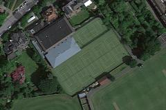The King's Club | Hard (macadam) Tennis Court