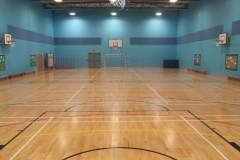 Prendergast Vale School | Indoor Netball Court