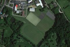Bromley High School | Grass Athletics Track