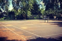 Vauxhall Park | Concrete Tennis Court