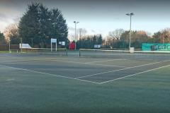 Hornfair Park | Hard (macadam) Tennis Court