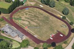 Finsbury Park | Hard (macadam) Athletics Track