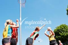Hertfordshire Sports Village | Hard (macadam) Netball Court