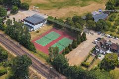 Bexley Cricket Club | Hard (macadam) Tennis Court