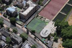 Geraldine Mary Harmsworth Sports Facility | Hard (macadam) Tennis Court