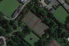 John Innes Park | Hard (macadam) Tennis Court