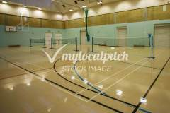 Wright Robinson Leisure | Hard Badminton Court