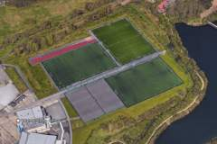 Wright Robinson Leisure | Hard (macadam) Tennis Court