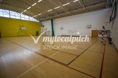 University of Salford Sports Centre | Indoor Futsal Pitch